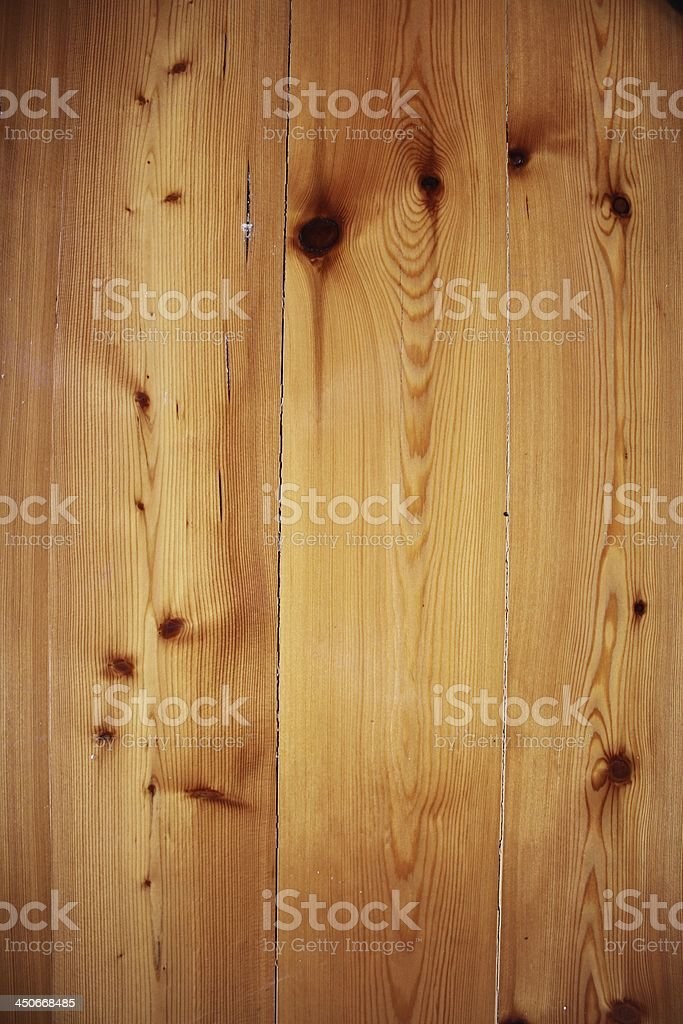 Larch wooden cut texture (macro) stock photo