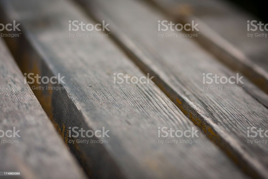 Large aperture focusing wood texture background royalty-free stock photo