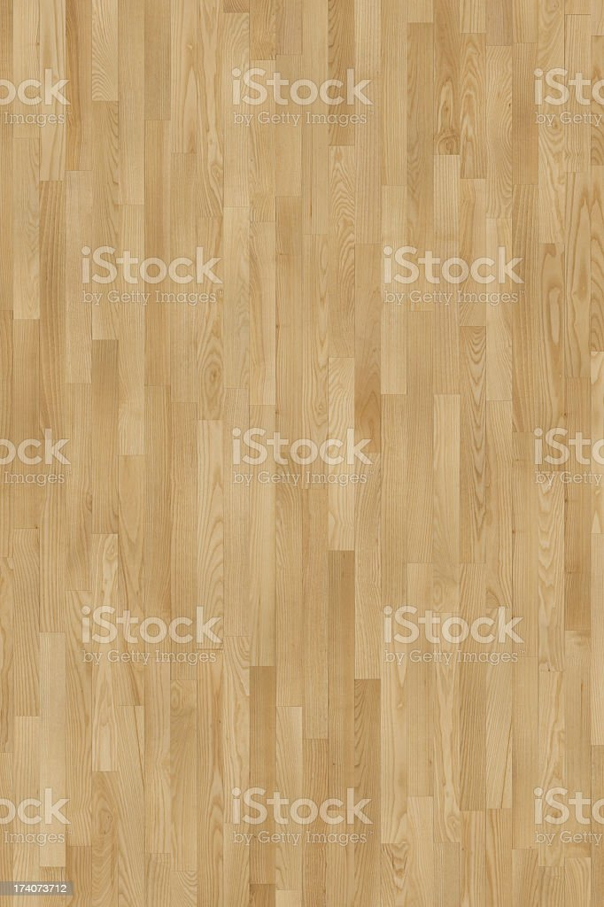 A large brown wood slab background stock photo