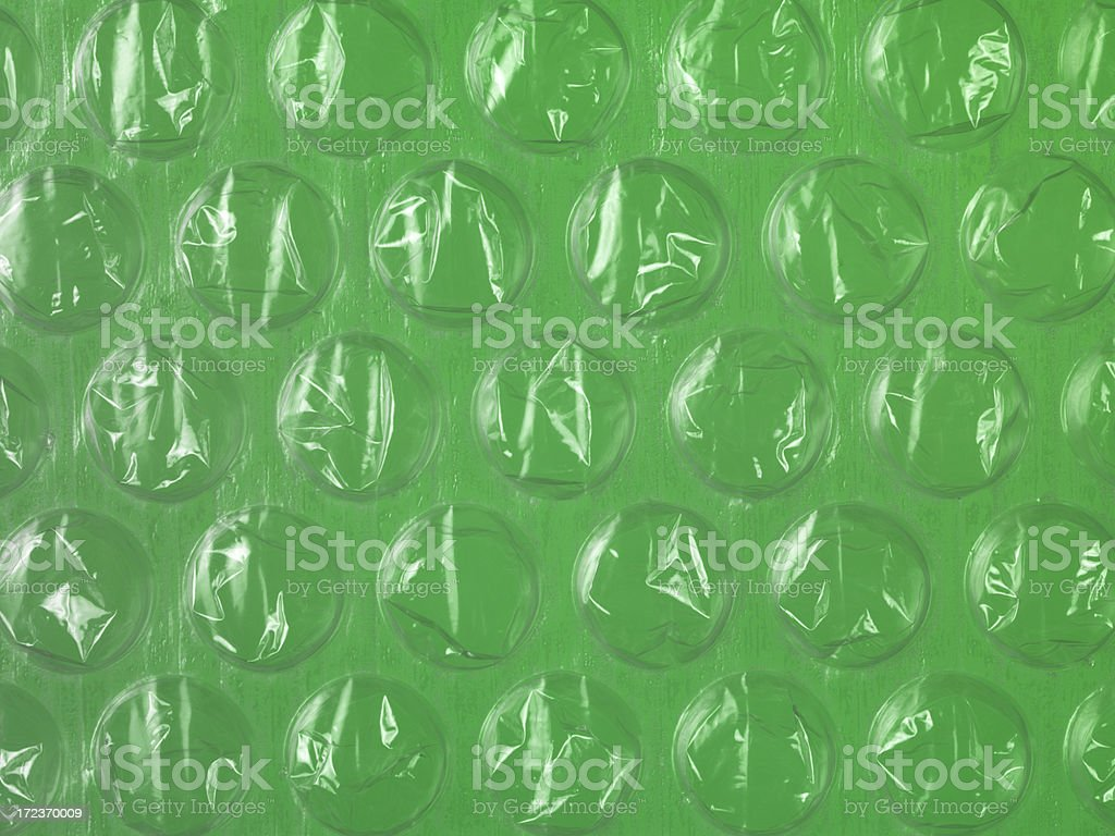 Large Bubble Wrap royalty-free stock photo
