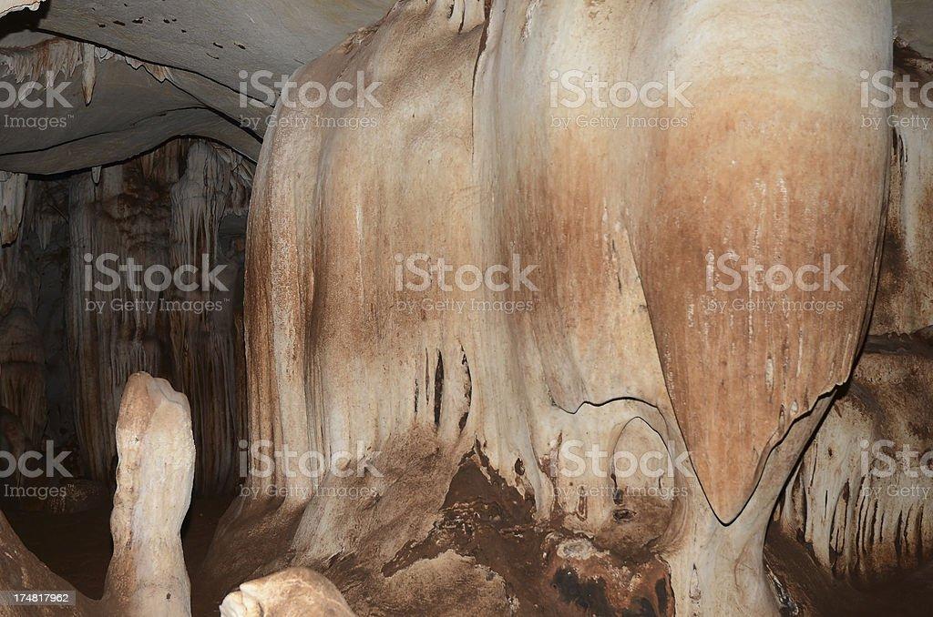 Large Cavern. royalty-free stock photo