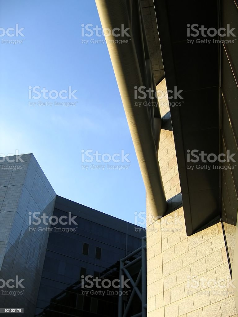 Large Corporate Structure stock photo