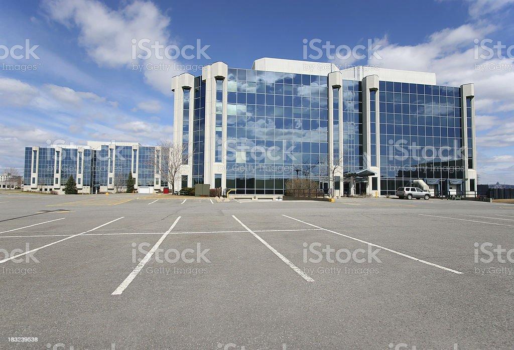 Large Entreprises stock photo