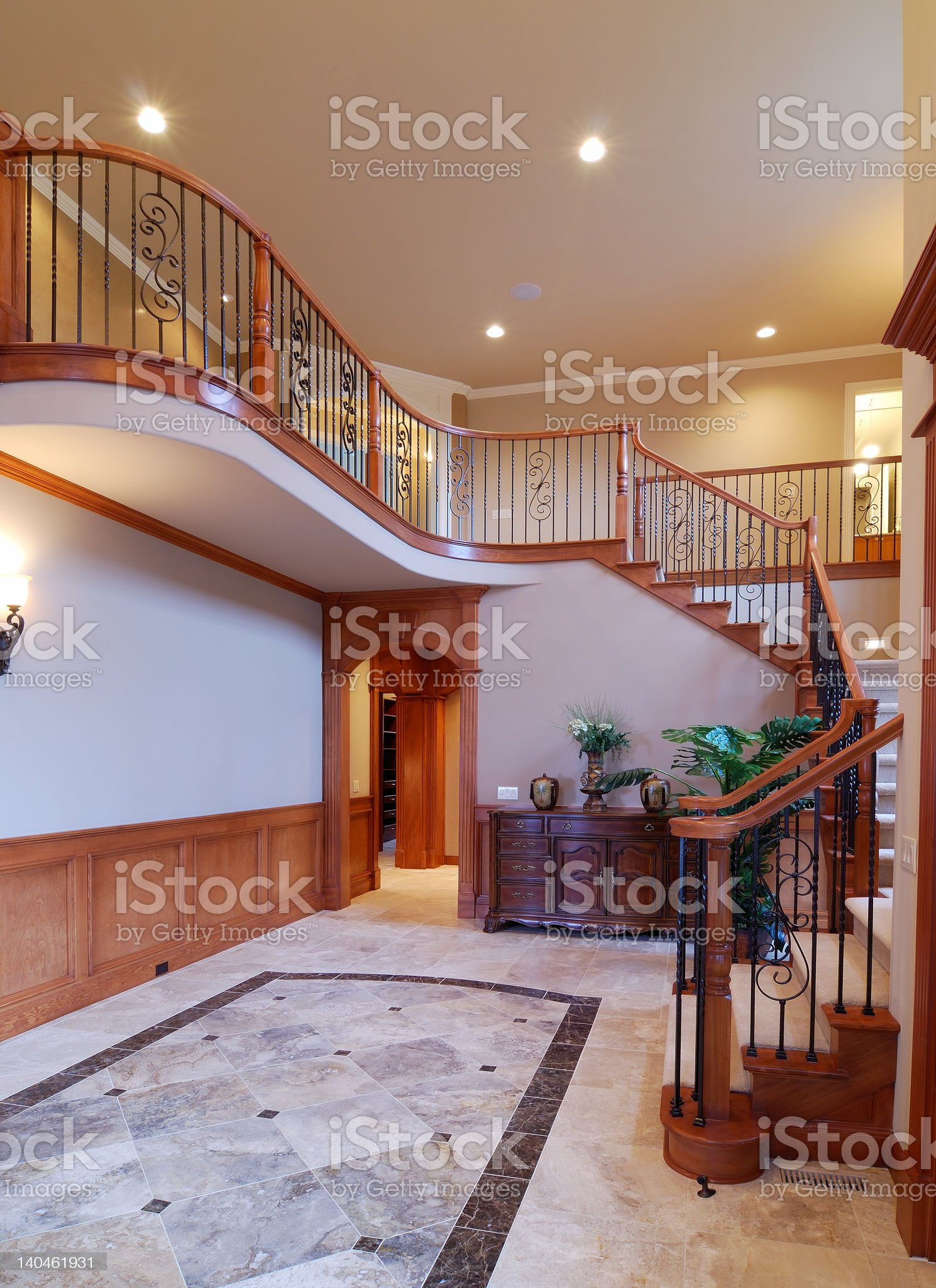 Large Estate royalty-free stock photo