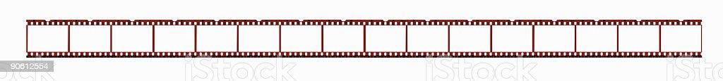 Large Film Strip stock photo
