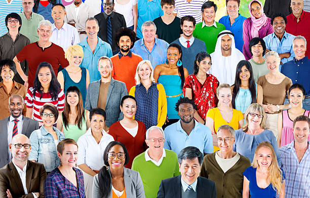 large group of multi ethnic group pictures images and stock photos