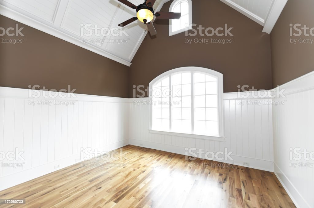 Large Home Office royalty-free stock photo