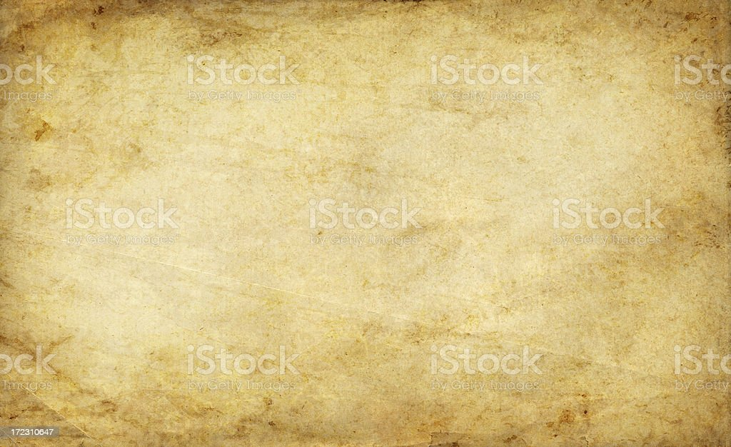 large old paper stock photo