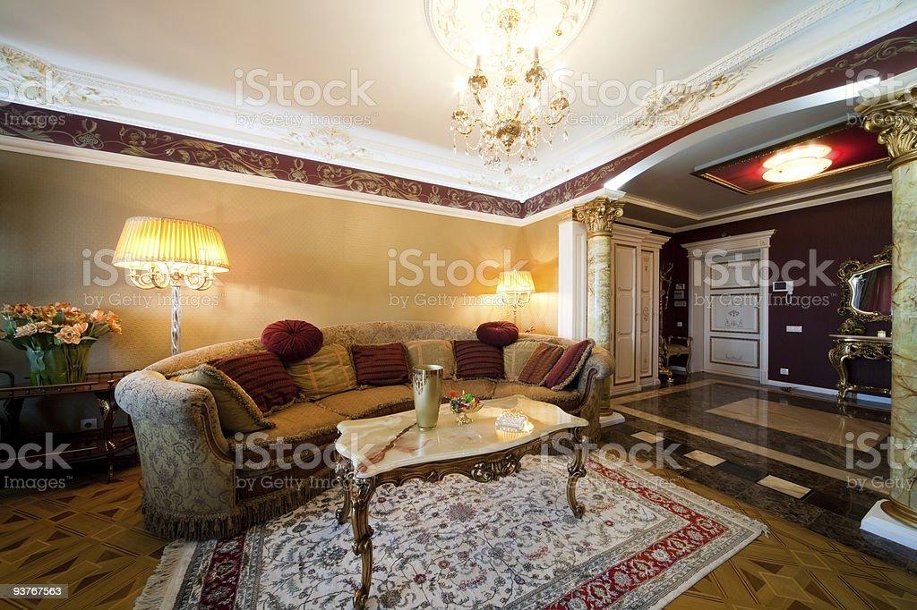 large sofa royalty-free stock photo