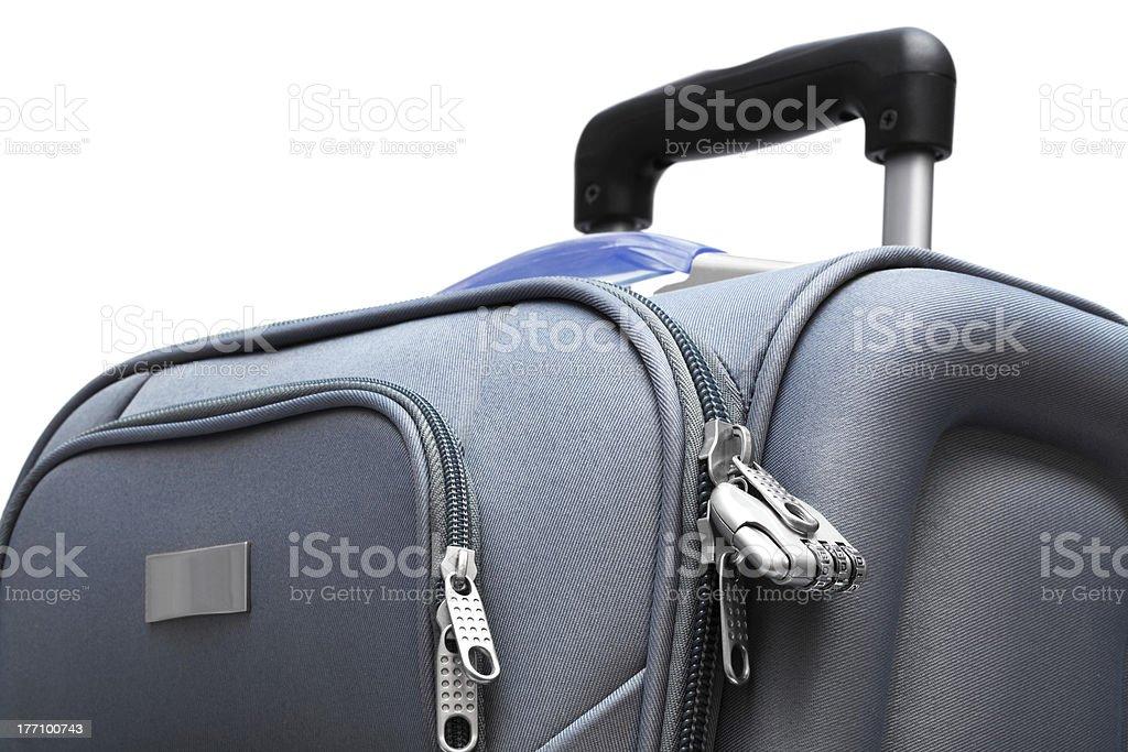 large suitcase royalty-free stock photo