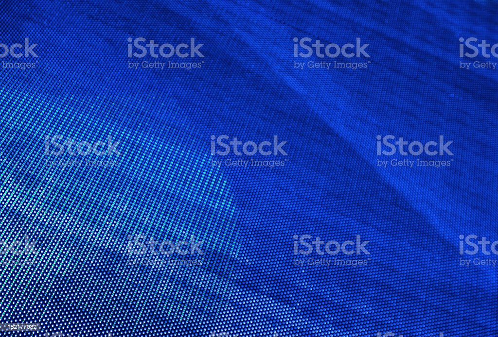 Large TV screen stock photo