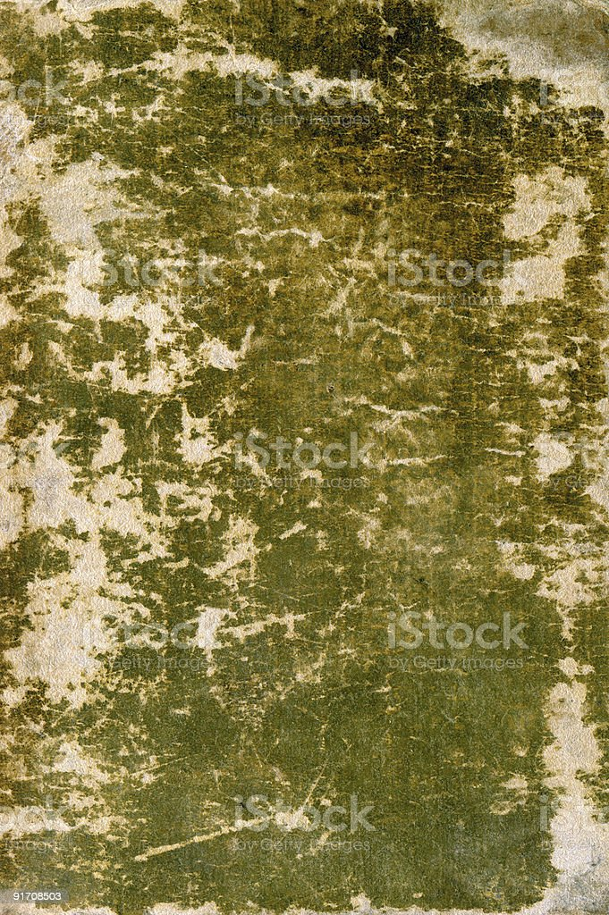 Large vintage paper. royalty-free stock photo