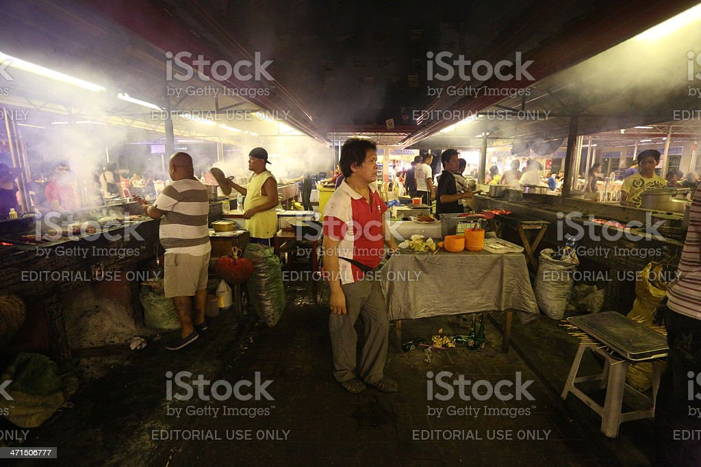 Larsians, Cebu royalty-free stock photo