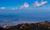 'Las cruces' Mountain port