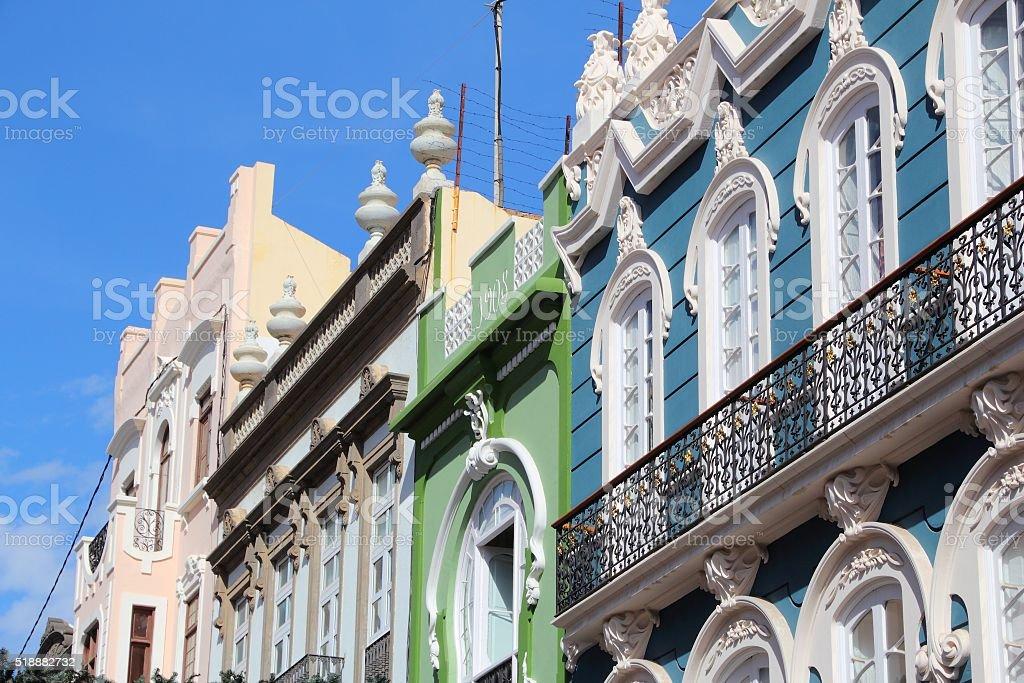 Las Palmas stock photo