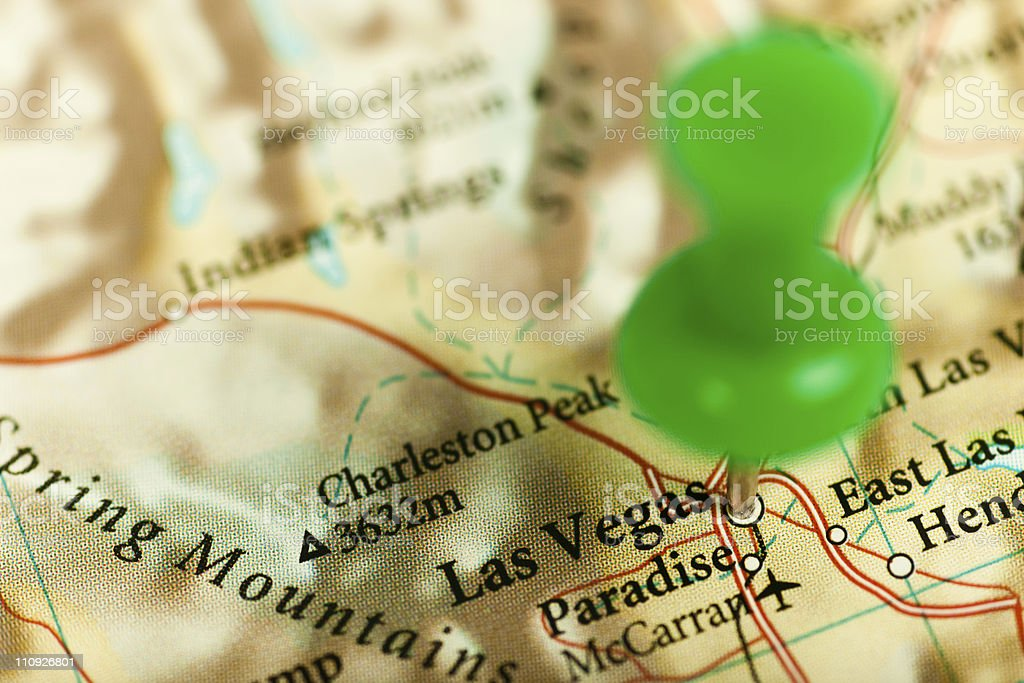 Las vegas, NV royalty-free stock photo