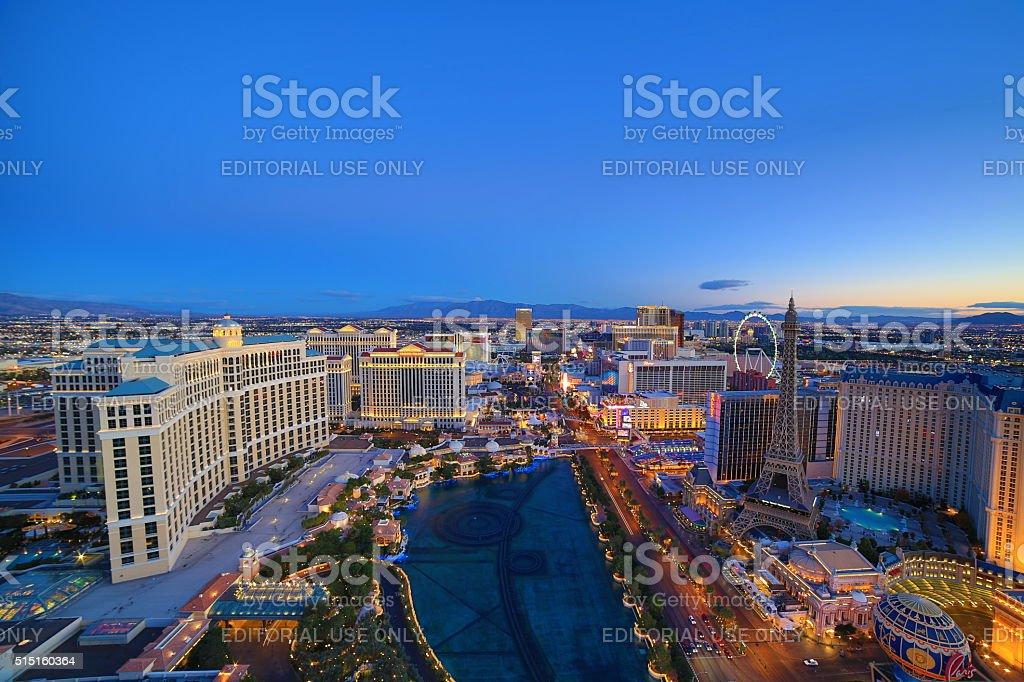 Las Vegas, NV stock photo