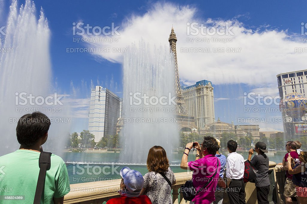 Las Vegas royalty-free stock photo