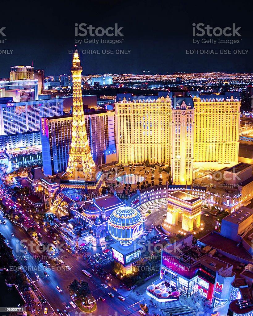 Las Vegas royalty-free stock photo