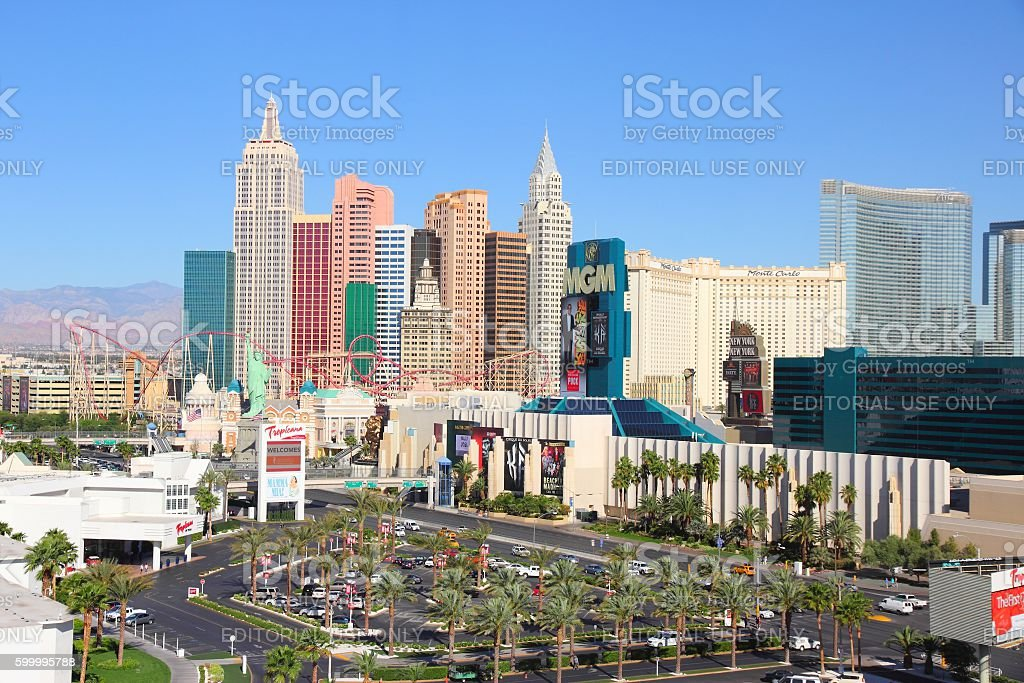 Las Vegas stock photo
