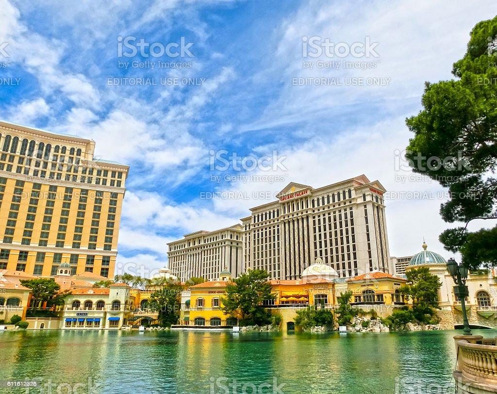 Las Vegas, United States of America - May 05, 2016 stock photo