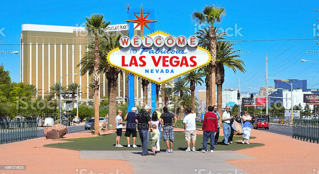 Las Vegas, United States royalty-free stock photo