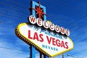 Las Vegas, Welcome To Fabulous Las Vegas Nevada Sign
