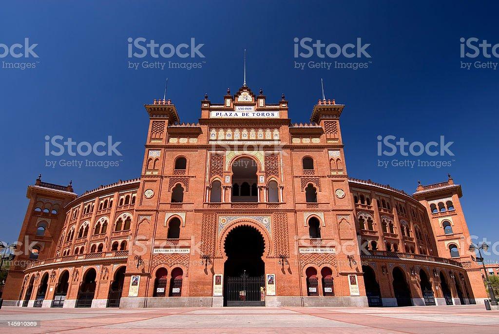 Las Ventas, Madrid. royalty-free stock photo