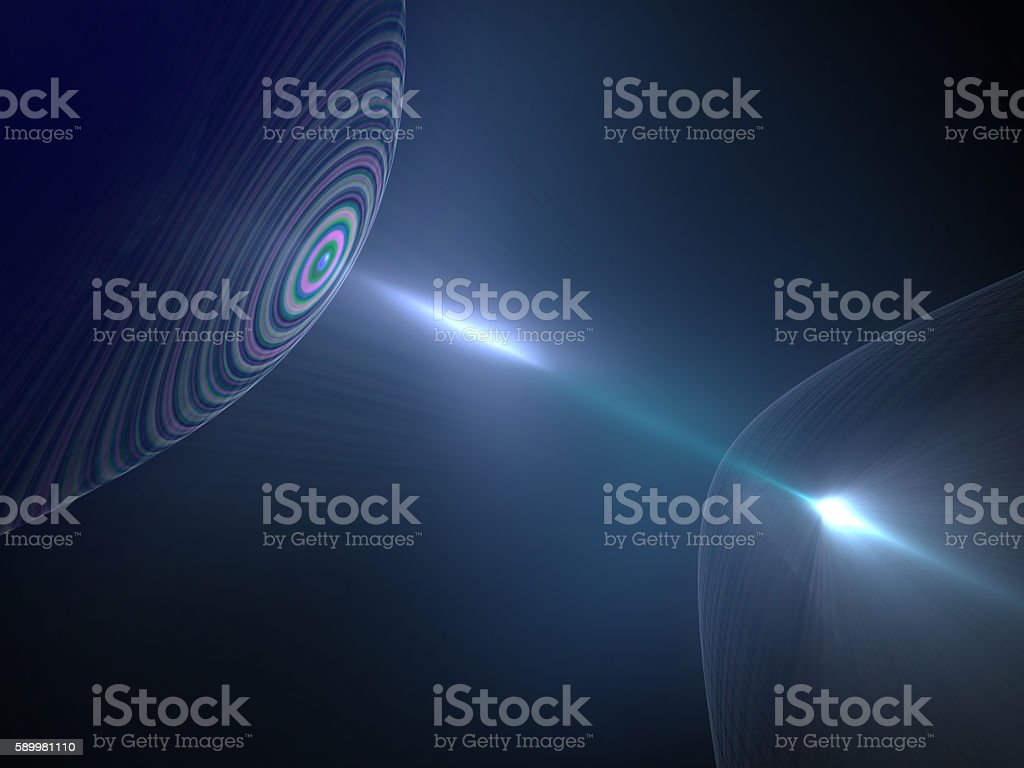 laser, abstract science background stock photo