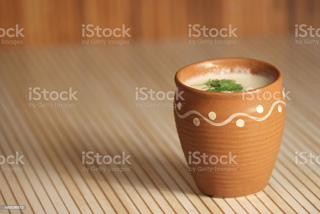 lassi chanch stock photo