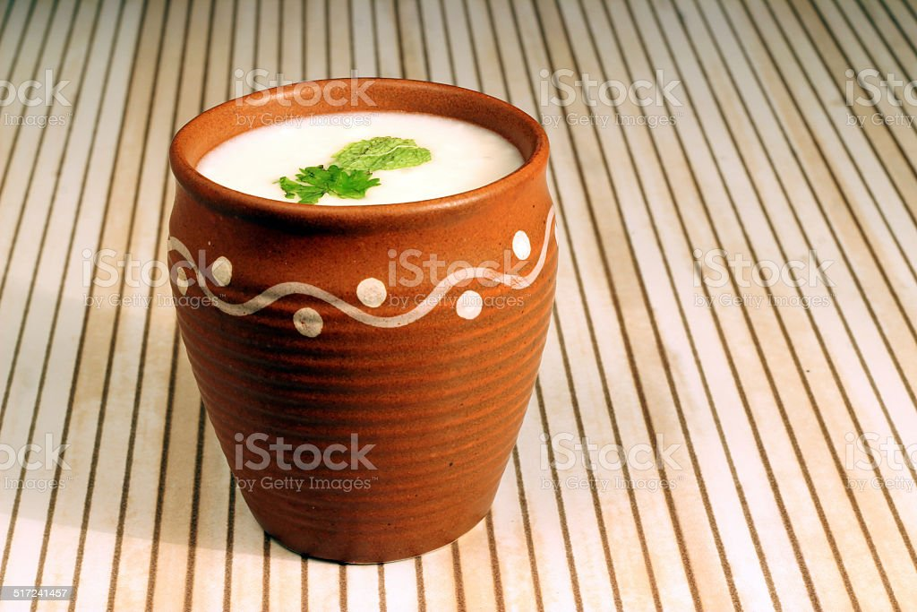 Lassi stock photo