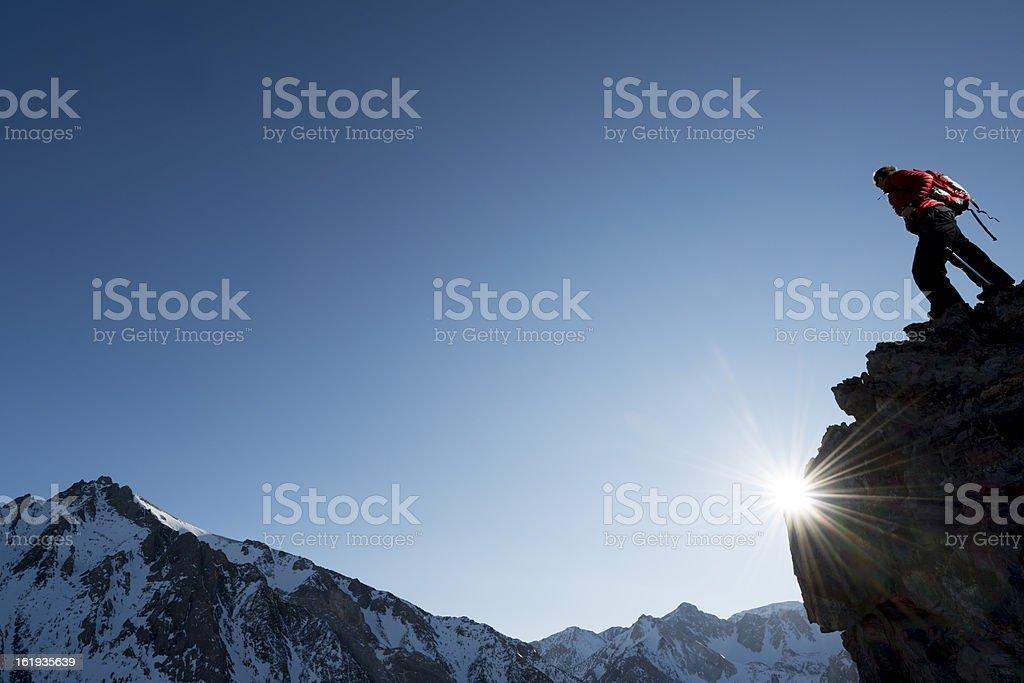 last light royalty-free stock photo