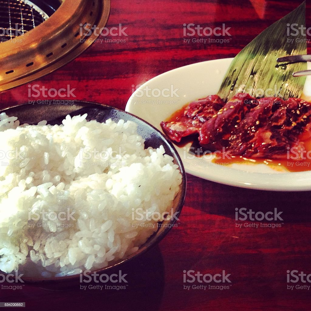 last meal of the day royalty-free stock photo