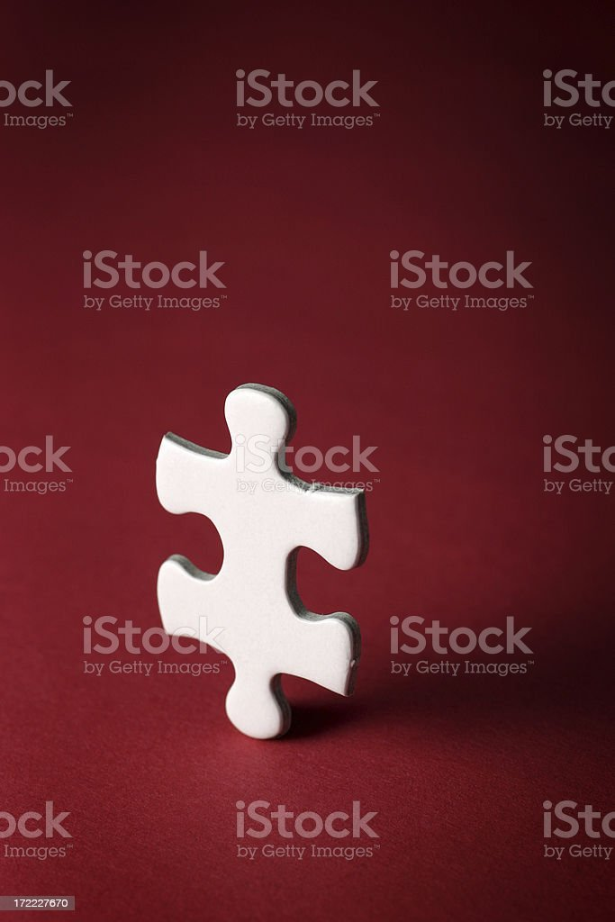 Last one Standing royalty-free stock photo