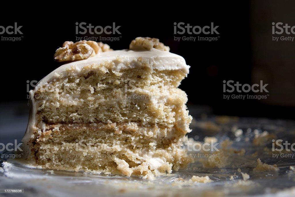 Last Piece of Cake.. royalty-free stock photo