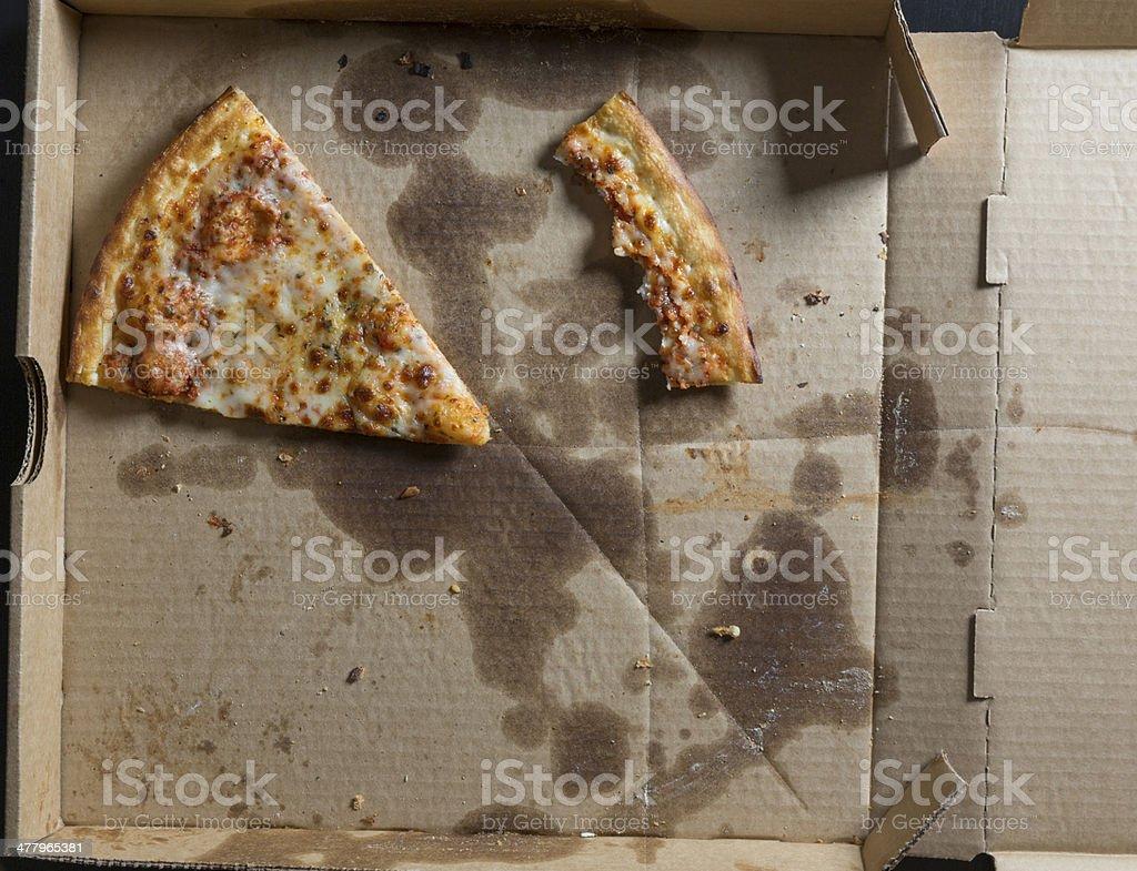 Last Slice stock photo