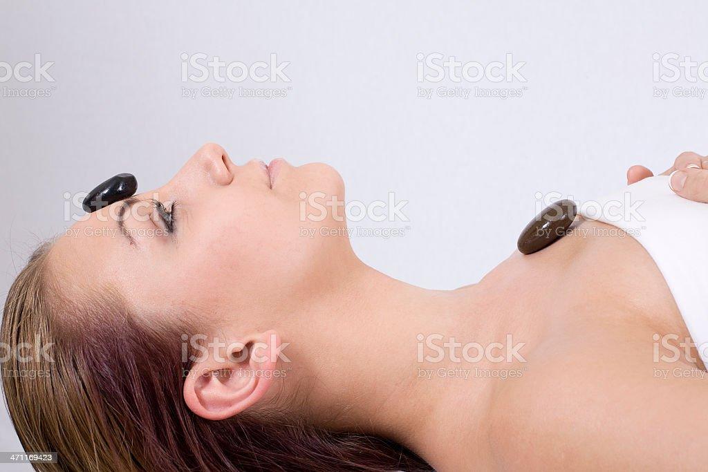 Lastone Therapy stock photo