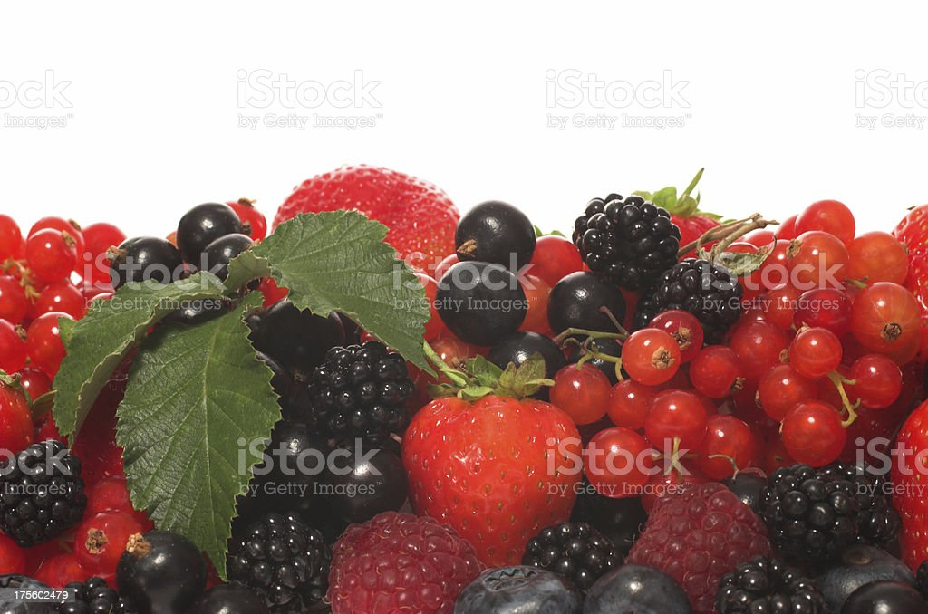 late summer fruits royalty-free stock photo