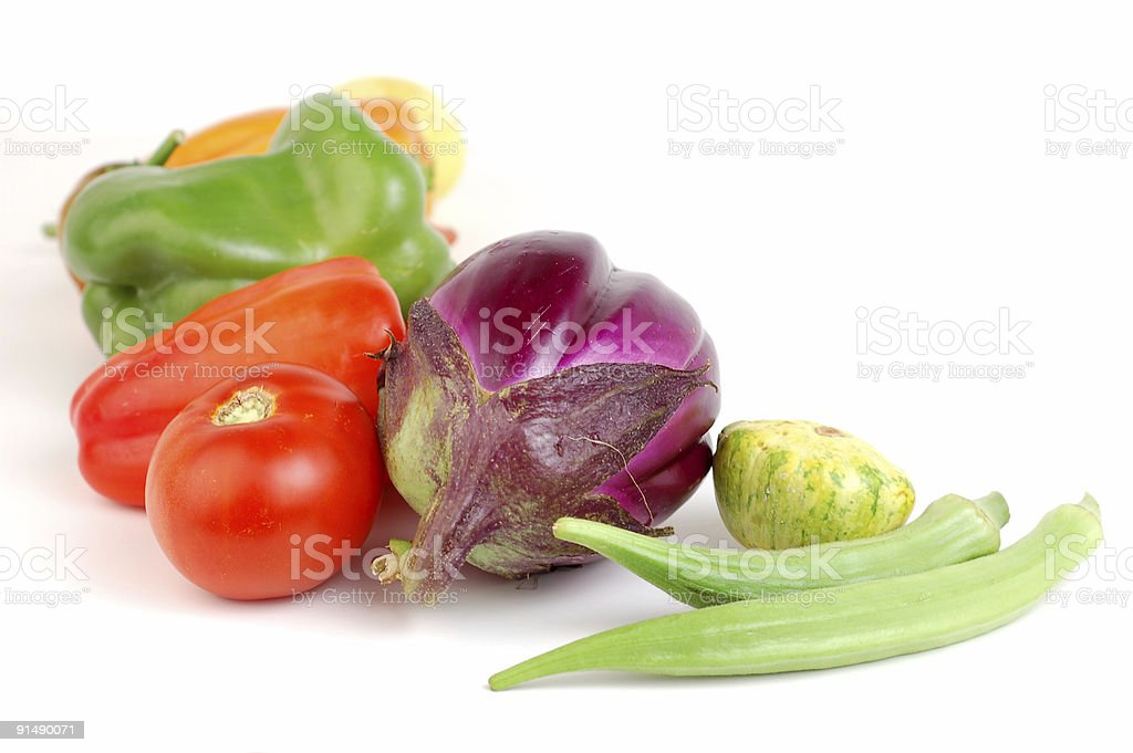 Late Summer Harvest royalty-free stock photo