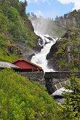 Latefossen, Norway
