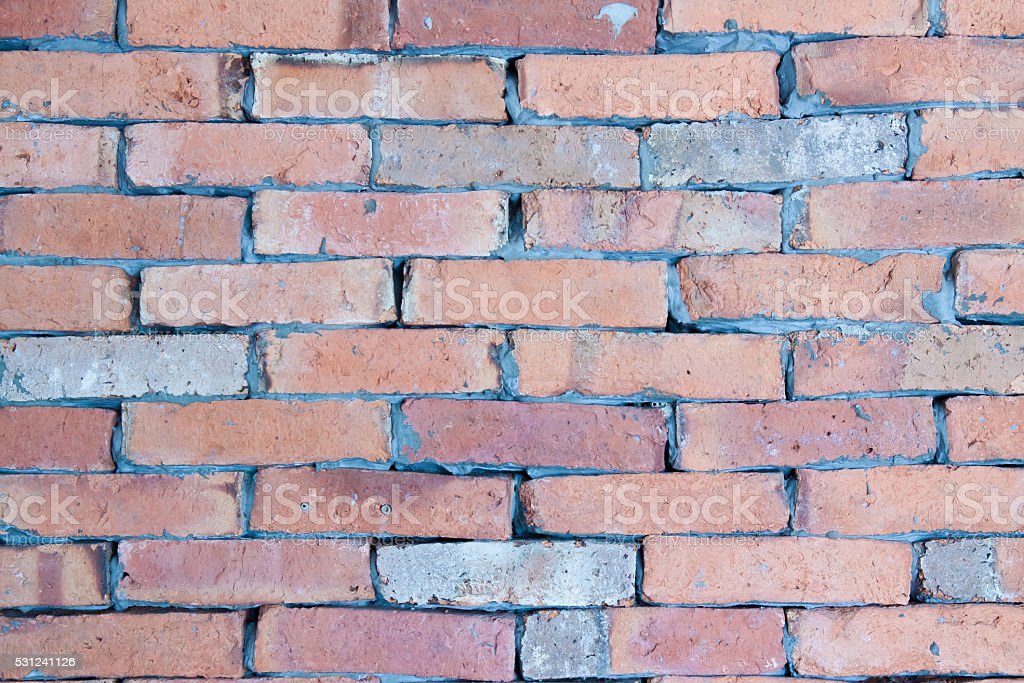 Laterite wall background royalty-free stock photo