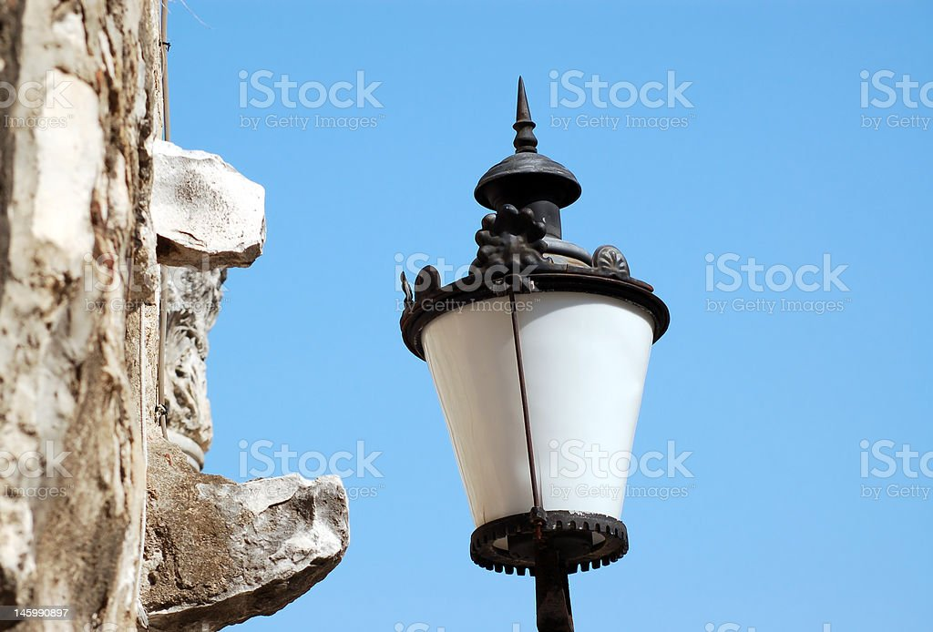 Latern stock photo