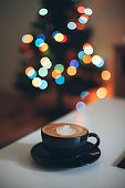 Latte Art and Bokeh