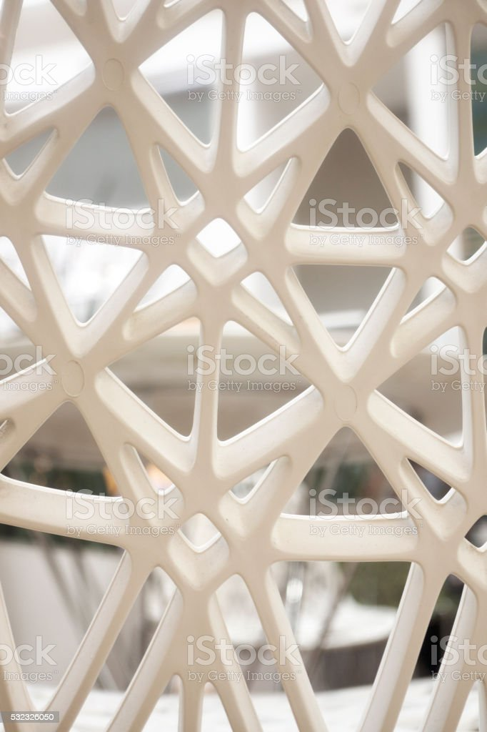 Lattice Wall Background stock photo