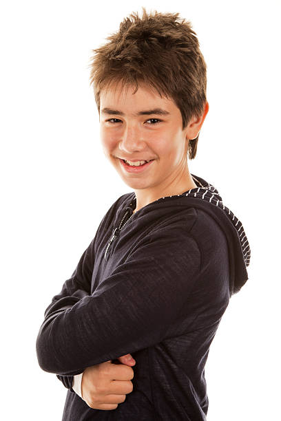 Cute 14 Year Old Boy Pictures, Images And Stock Photos