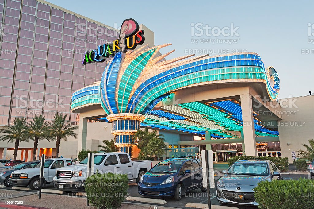 Laughlin Casino stock photo