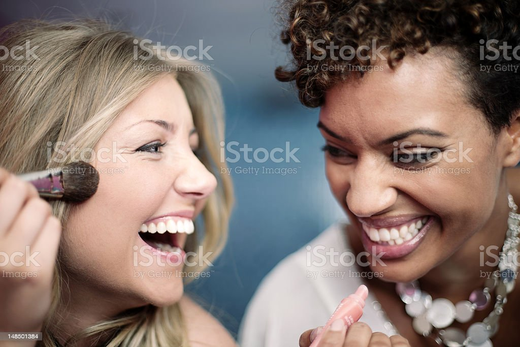 Laughter. stock photo