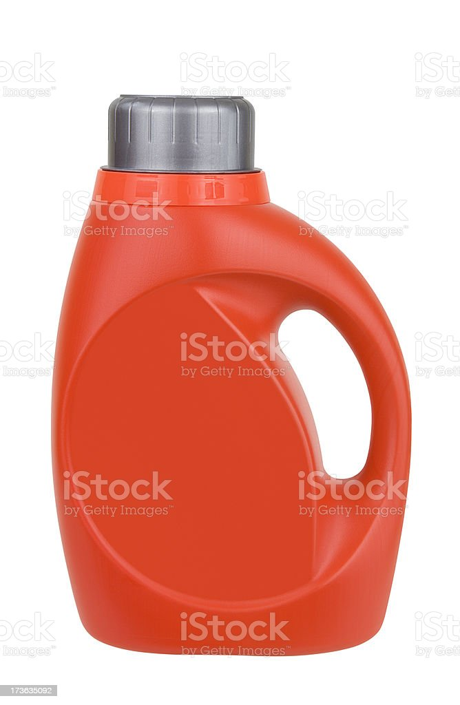Laundry Detergent stock photo