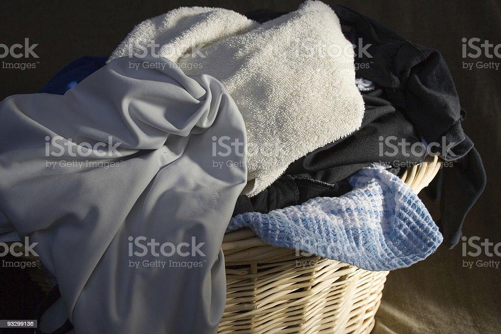 Laundry Time stock photo