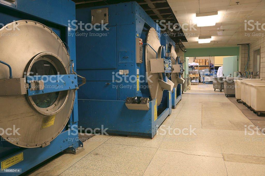 Laundry Washer stock photo